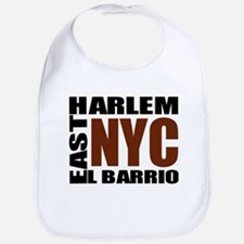 "East Harlem ""El Barrio"" Squar Bib"