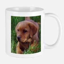 Fox Red Lab Puppy Mug