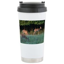 Grazing Deer Travel Mug