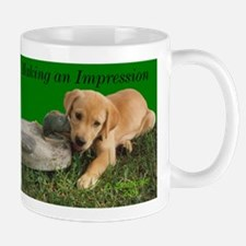 Making an Impression Mug