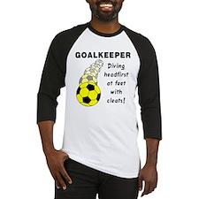 Soccer Goalkeeper Baseball Jersey