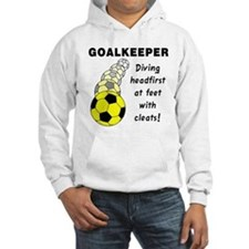 Soccer Goalkeeper Jumper Hoody
