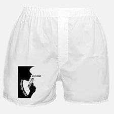 Mossad Boxer Shorts