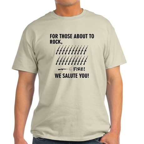 Those About To Rock T-Shirt
