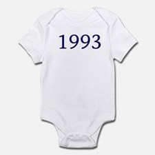 1993 Infant Bodysuit