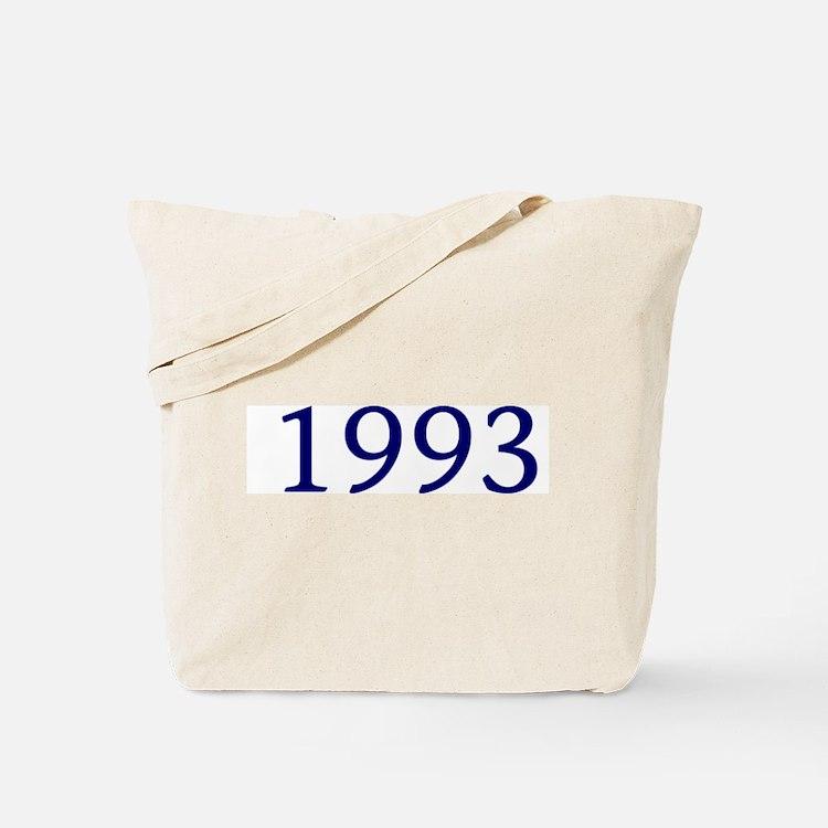 1993 Tote Bag