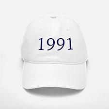 1991 Baseball Baseball Cap