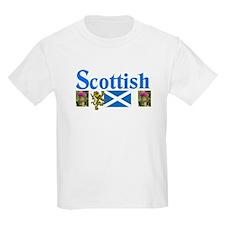 All Things Scottish Kids T-Shirt