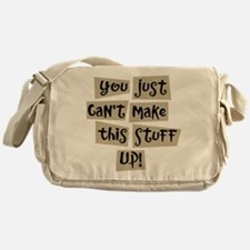Stuff Up! - Messenger Bag