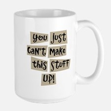 Stuff Up! - Large Mug
