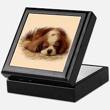 Cavalier King Charles Spaniel Keepsake Box