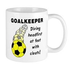 Soccer Goalkeeper Mug
