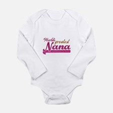 Worlds Greatest Nana Body Suit