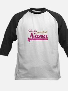Worlds Greatest Nana Baseball Jersey