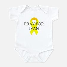 Pray for Ivan Infant Bodysuit