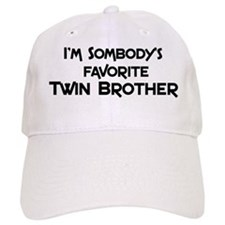 Favorite Twin Brother Hat