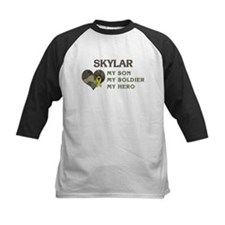 Skylar: My Hero Tee