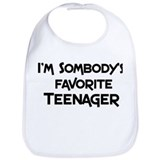 Teenager Cotton Bibs