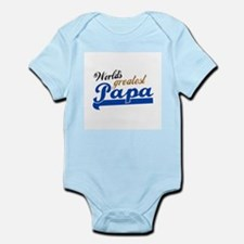 Worlds Greatest Papa Body Suit