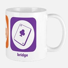 Eat Sleep Bridge Mug