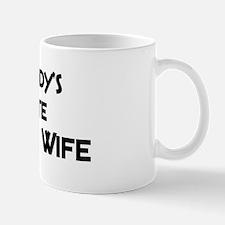 Favorite Pregnant Wife Mug