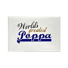 Worlds Greatest Poppa Magnets