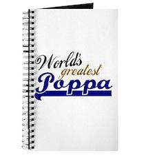 Worlds Greatest Poppa Journal