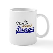 Worlds Greatest Poppa Mugs