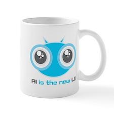 AI is the new UI Mugs
