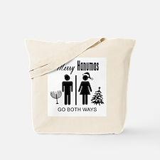 Go Both Ways Tote Bag