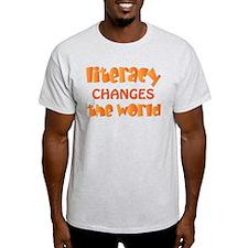 Reading Literacy T-Shirt
