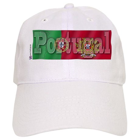 Silky Flag of Portugal Cap