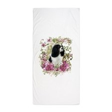 Cavalier Tri Beach Towel