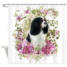 Cavalier Tri Shower Curtain