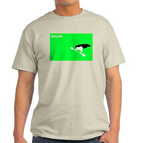 ikayak Ash Grey T-Shirt