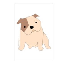Bulldog! Postcards (Package of 8)