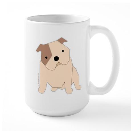 Bulldog! Large Mug