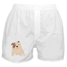 Bulldog! Boxer Shorts