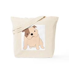 Bulldog! Tote Bag