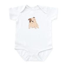 Bulldog! Infant Bodysuit