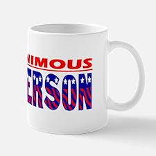 MAGNANIMOUS MAIL PERSON Mug