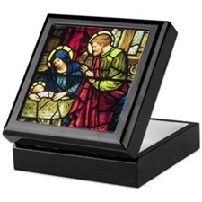 Nativity Keepsake Box