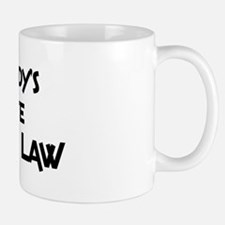 Favorite Father In Law Mug