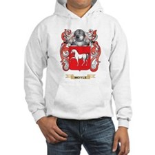 Moyle Coat of Arms - Family Crest Hoodie