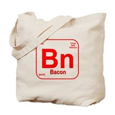 Bacon (Bn) Tote Bag