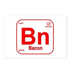 Bacon (Bn) Postcards (Package of 8)