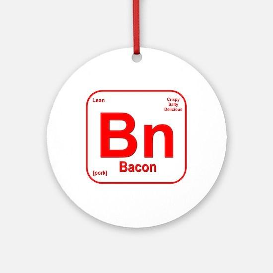 Bacon (Bn) Ornament (Round)