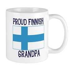 Proud Finnish Grandpa Mug