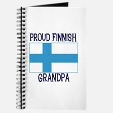 Proud Finnish Grandpa Journal