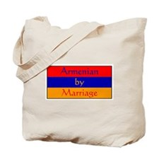 Armenian by Marriage Tote Bag